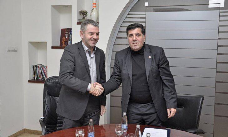 Ministri i Kulturës investon në komunën e ish-ministrit të Kulturës