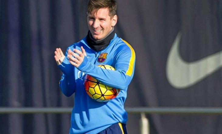 Messi i gatshëm për përballjen ndaj Malagas