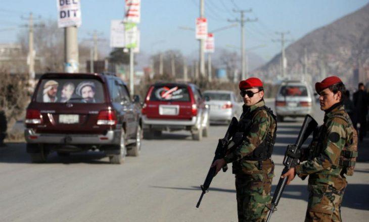Sulm në afërsi të ambasadës ruse në Kabul