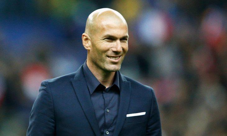 Zidane:  Jam krenar me lojtarët
