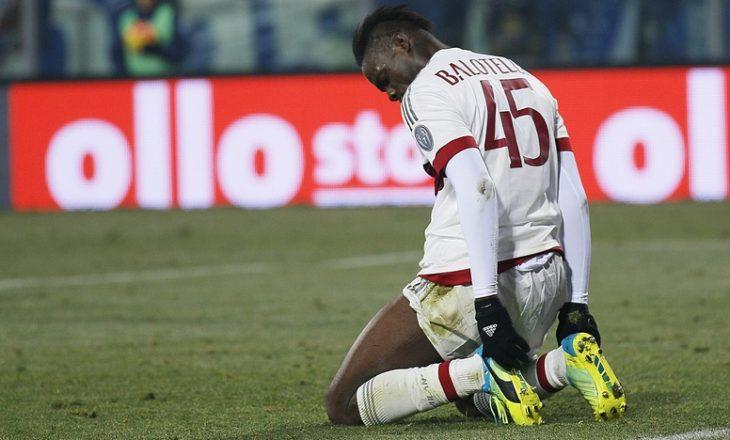 Mario Balotelli rikthehet në Premier League?