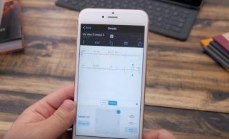 """""""Music memos"""" aplikacioni më i ri i iPhone"""
