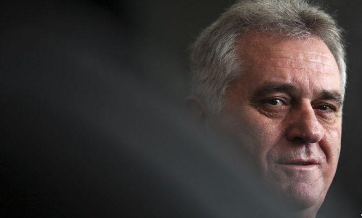 Nikoliq: Serbia ka hequr dorë nga lufta