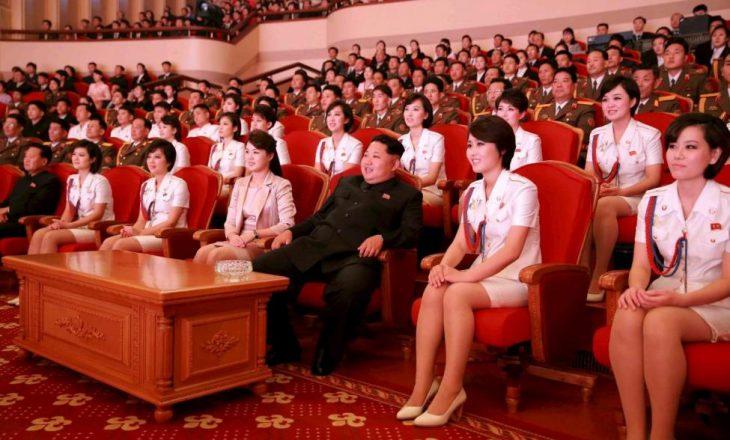 Korejae Veriut ndalon komentet sarkastike