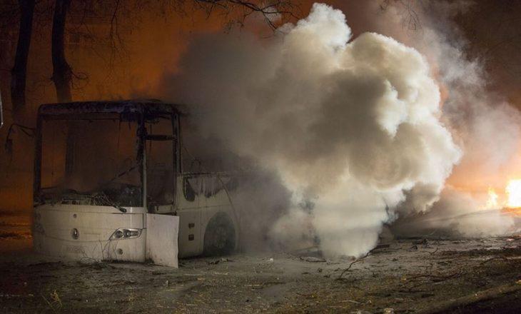 Afro 30 të vdekur pas shpërthimit të bombës në Ankara