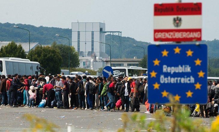 Austria rrit kontrollin në pikat kufitare, shton 1500 trupa ushtarake