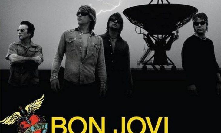 Bon Jovi për herë të parë në Tiranë