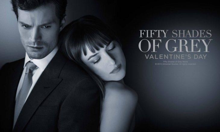 Fifty Shades of Grey shpallet filmi më i keq i vitit 2015