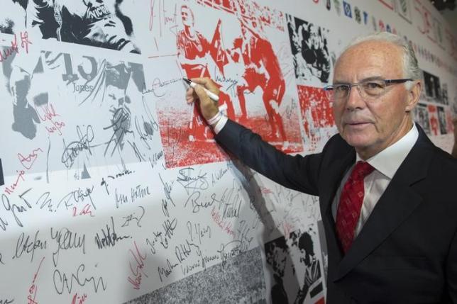 Komiteti Etik i FIFA-s sanksionon Beckenbauerin