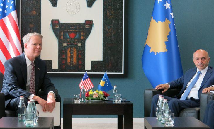 """Mustafa i shqetësuar nga """"peticionistët"""" kundër ambasadorit amerikan"""