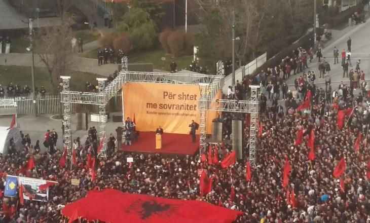 Fjalimet e tre liderëve opozitarë (Video)