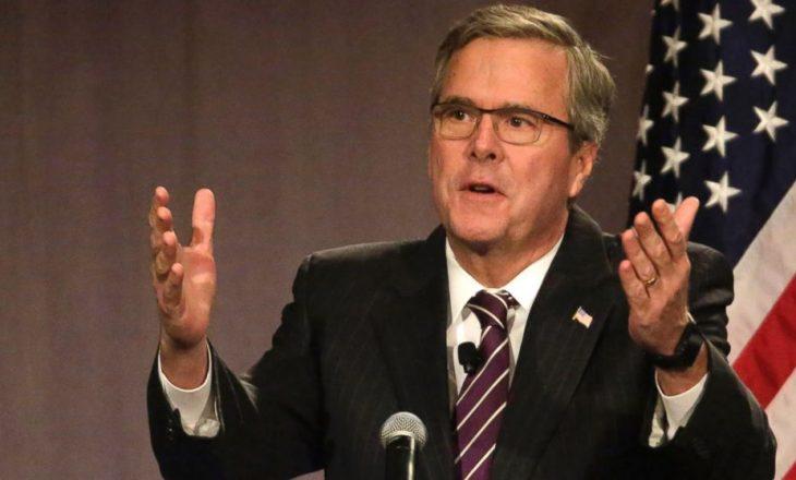 Vëllai i Georg W. Bush tërhiqet nga gara për president