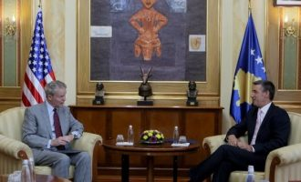 Situata politike 'mobilizon' ambasadorët