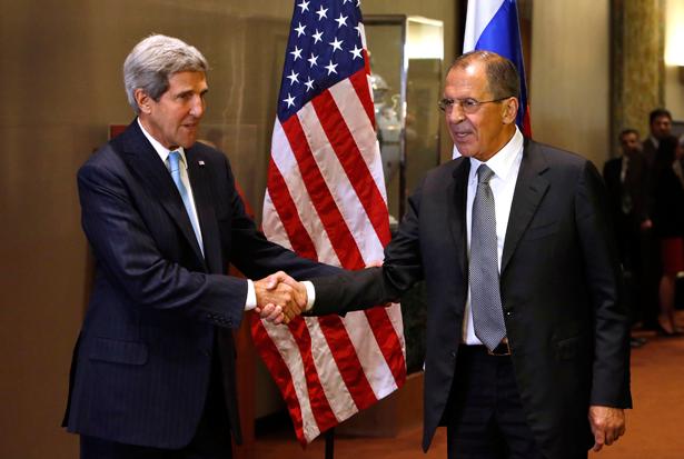 Kerry: Është arritur marrëveshje me Lavrovin për Sirinë