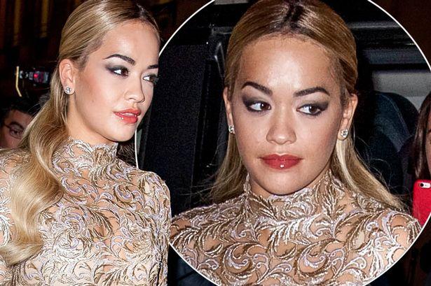 Rita Ora, mahnitëse në javën e modës në New York