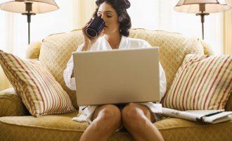 Pesëmbëdhjetë punët nga shtëpia, të përshtatshme për prindërit