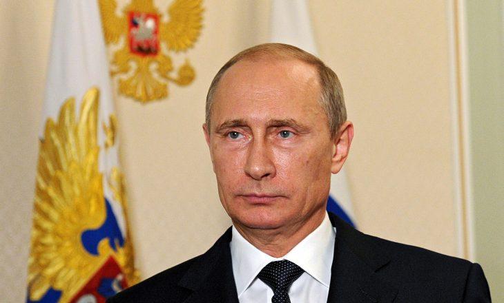 Putin: Na e jepni Krimenë, i keni duart e lira me Kosovën