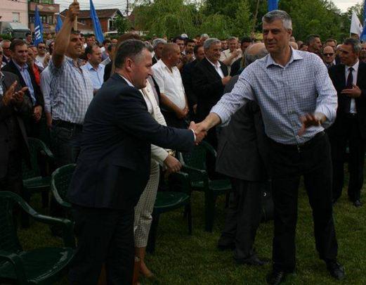 """PDK """"djegë"""" Rafet Ramën si kundërkandidat të Thaçit për president"""