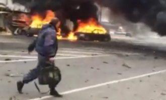 ISIS sulm me bombë në Rusi