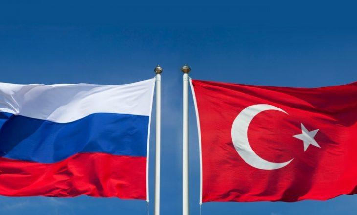 Rusia ngushëllon Ankaranë