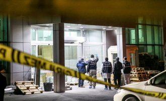 Sulmohen dy gazeta turke në Stamboll (Video)