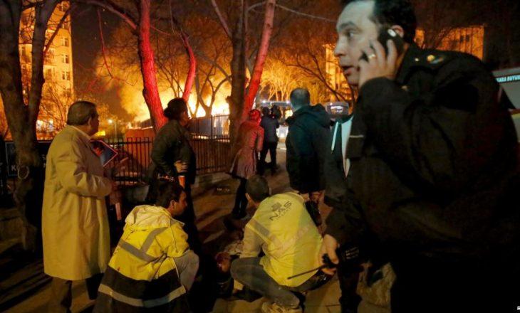 """Turqia """"do të hakmerret"""" për sulmin në Ankara"""