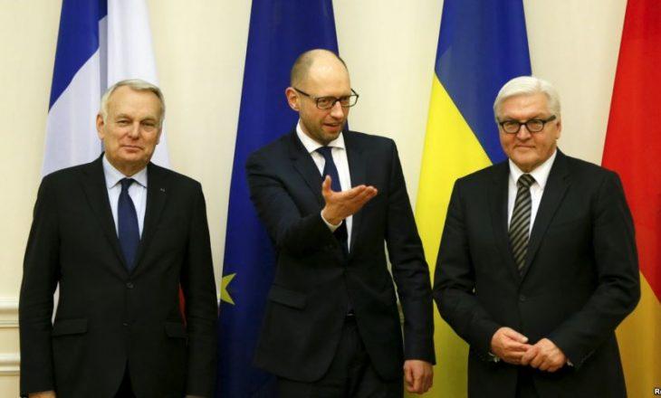 Perëndimi i kërkon Ukrainës të zbatojë reformat
