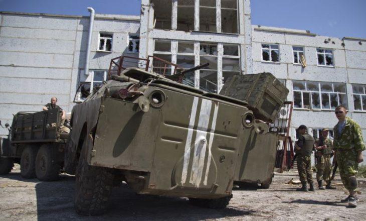 Ukrainë: Nga përleshjet në pjesën lindore – një ushtar i vrarë