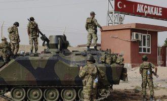 Turqi: Hakmarrje pas zjarrit të luftëtarëve kurdë në Siri