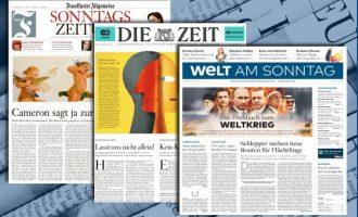 Gazeta gjermane: Skenaret e Luftës së Tretë Botërore