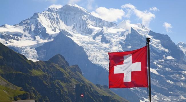 Zvicra, vendi më i pasur në botë