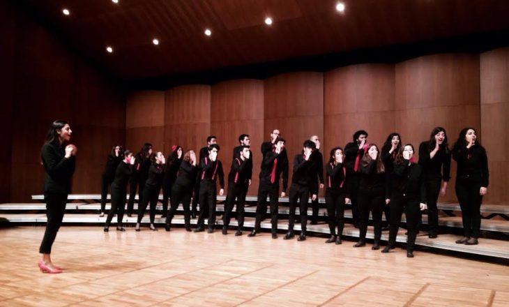 Agnus Dei interpretohet ne sallën e njohur të koncerteve në Turqi