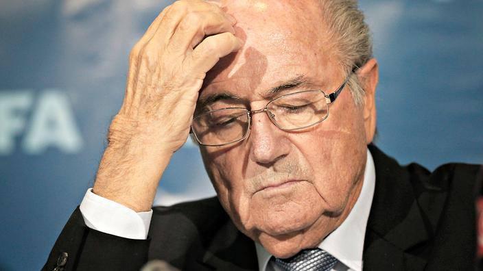 Blatter: SHBA-ja është arsyeja që nuk jam president