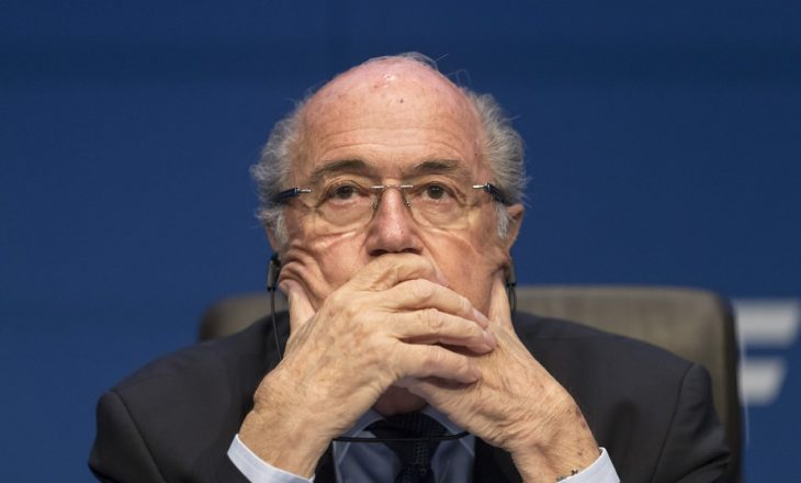 Nesër dita e fundit e Blatter si president i FIFA-s