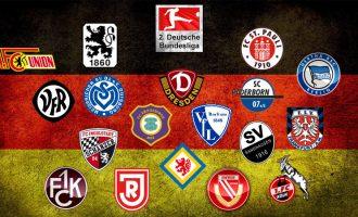 Bundesliga 2- Liga e shqiptarëve