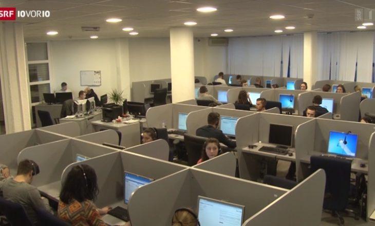 """Mbyllen 30 """"Call Centers"""" në Shqipëri"""