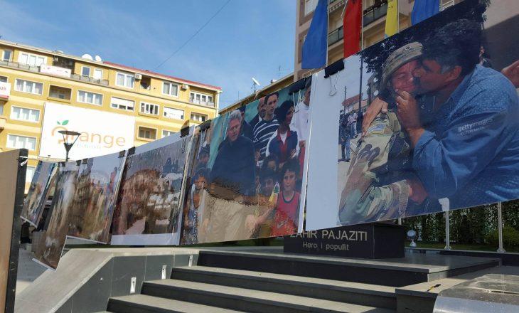Rinia Demokratike hapi ekspozitë për rrugën e Kosovës drejt pavarësisë