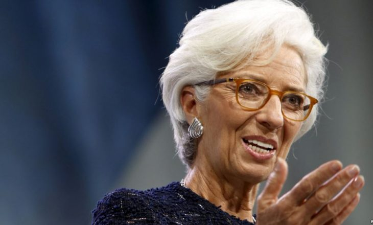 Lagarde rzgjidhet në krye të FMN-së