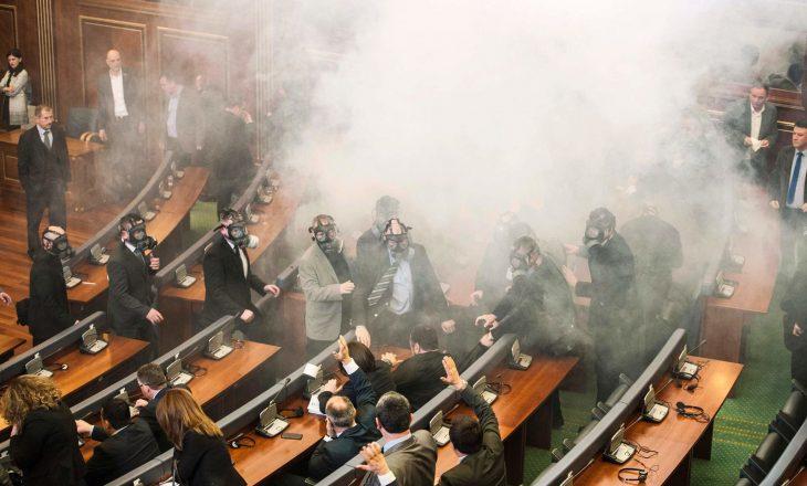 """""""Kuvendi i Gazmaskave"""" në mediat ndërkombëtare"""
