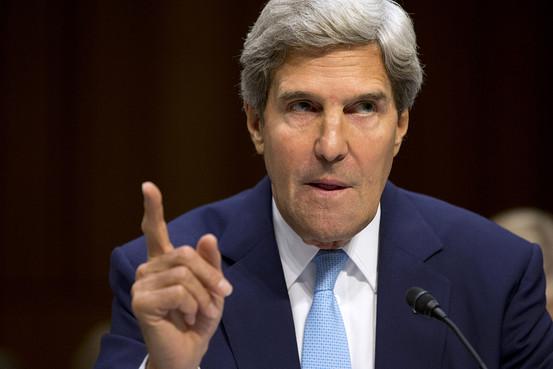 """Kerry: Uashingtoni e shqyrton """"Planin B"""" për Sirinë"""