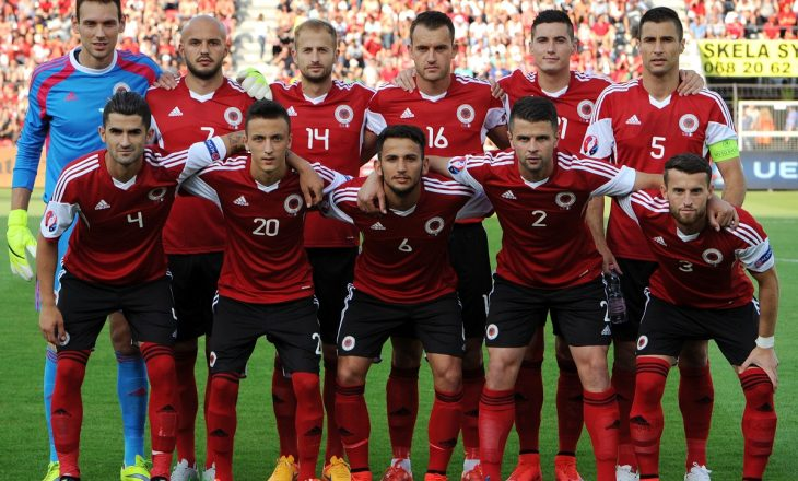 Kombëtarja Shqiptare miqësore me Luksemburgun