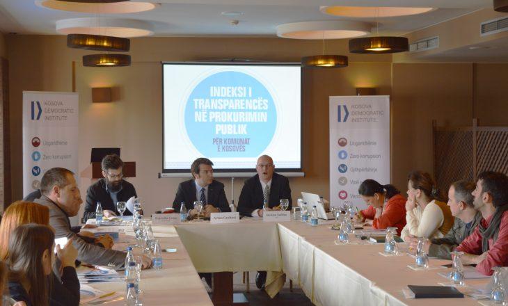 Kërkohet më shumë transparencë në prokurimin në komuna