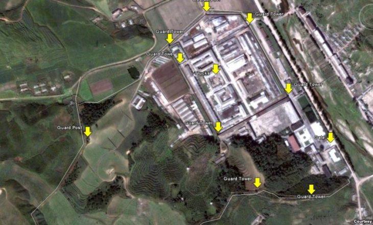 """Amerikani 'rrëfehet"""" nga burgu i Koresë së Veriut"""