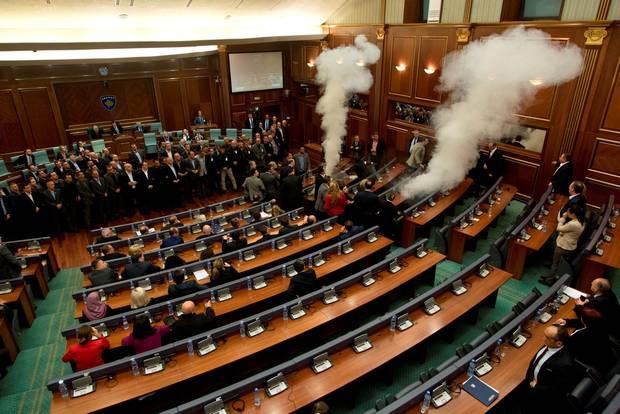 Përfundon seanca kundër nëntë deputetëve të opozitës