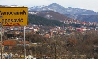 Komuna e Leposaviqit në grevë për Lushtakun