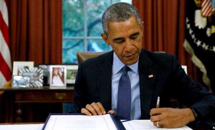 Obama nënshkruan sanksione të reja kundër Koresë Veriore