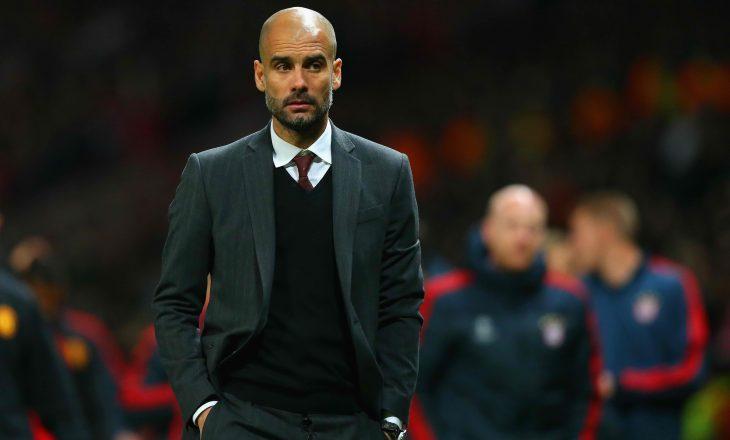 Guardiola zbulon favoritët e Ligës së Kampionëve