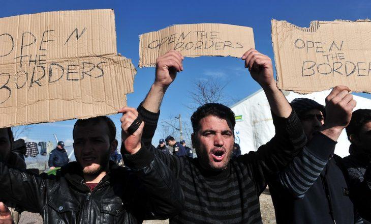 Thellohet kriza e emigrantëve në Greqi