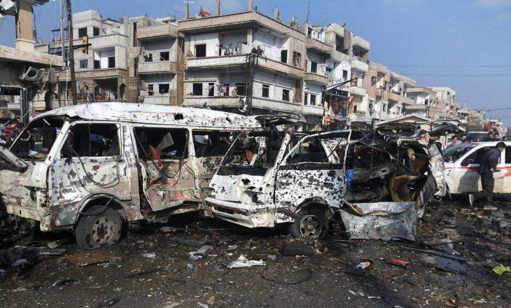 SHBA-ja dhe Rusia arrijnë marrëveshje për armëpushim në Siri