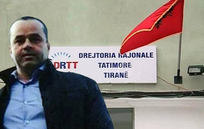 Arrestohet shefi i Tatimeve në Tiranë
